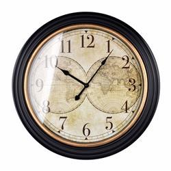 Zegar ścienny Globe 50 cm