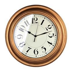 Zegar ścienny Jaxon Gold 50 cm