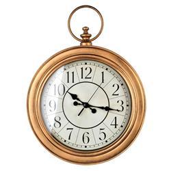 Zegar ścienny Landon Gold 44 cm