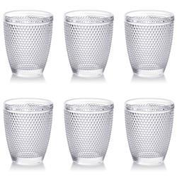 Komplet 6 szklanek Elise Clear 250ml
