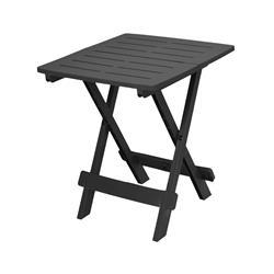 Stół składany balkonowy antracyt 70 cm