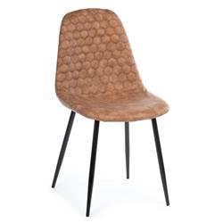 Krzesło Togi Black Brown