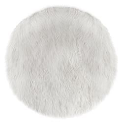 Dywanik do pokoju dziecięcego Fur 90 cm