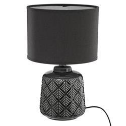 Ceramiczna lampka nocna Ilou 35 cm