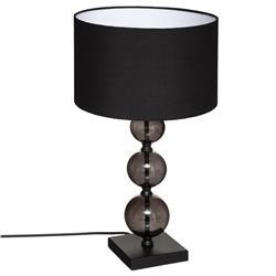 Szklana lampka nocna Alma 52 cm