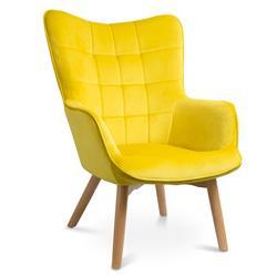 Fotel Grella Mustard