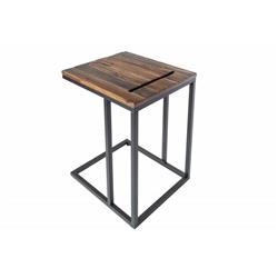 Stolik pomocniczy Elements 43 cm akacja