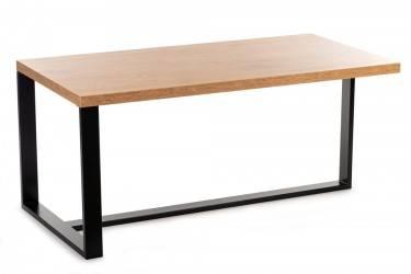 Ława stół kawowy CROSS 120x60 cm LOFT