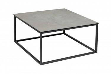 Stolik kawowy 75 cm ceramiczny beton