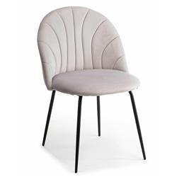Krzesło Bella Light Gray