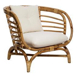 Rattanowy fotel Farah