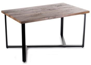 Stół Sammel Black Oak 150x90 cm