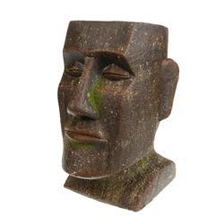 Donica osłonka Głowa Moai 42 cm