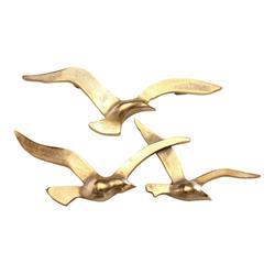 Dekoracja ścienna Latające Ptaki 35cm