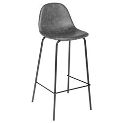 Krzesło barowe Vladi Grey