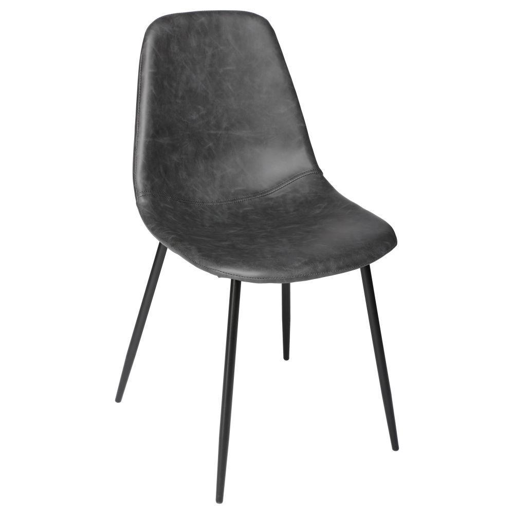 Krzesło Vladi szare