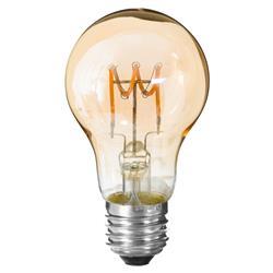 Żarówka LED Amber Twisted 2W E27