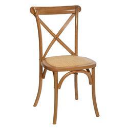 Dębowe krzesło Isak naturalne