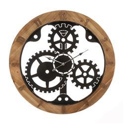 Zegar ścienny Meca 58 cm