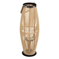 Stojący lampion bambusowy 72 cm