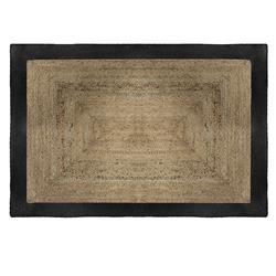 Prostokątny dywan jutowy 120x170 cm
