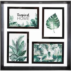 Ramka na zdjęcia Tropical na 4 zdjęcia