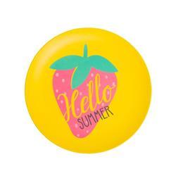 Talerz żółty Hello Summer 20 cm
