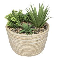 Sztuczna roślina doniczkowa 19 cm