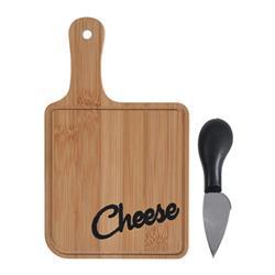 Deska do serów i wędlin z nożem