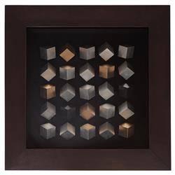 Obraz przestrzenny Cubes 60x60 cm