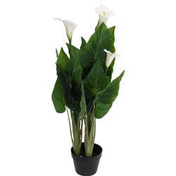Sztuczna roślina w donicy 100 cm