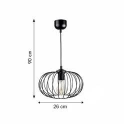 lampa-wiszaca-ellisoide-nera-79878