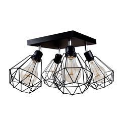 Lampa sufitowa Diamante Quattro