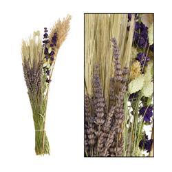 Bukiet suszonych kwiatów z lawendą 63 cm