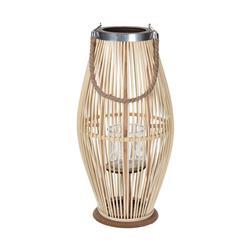 Stojący lampion bambusowy 59 cm