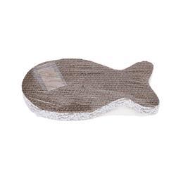 Drapak dla kota z tektury wzór Ryba