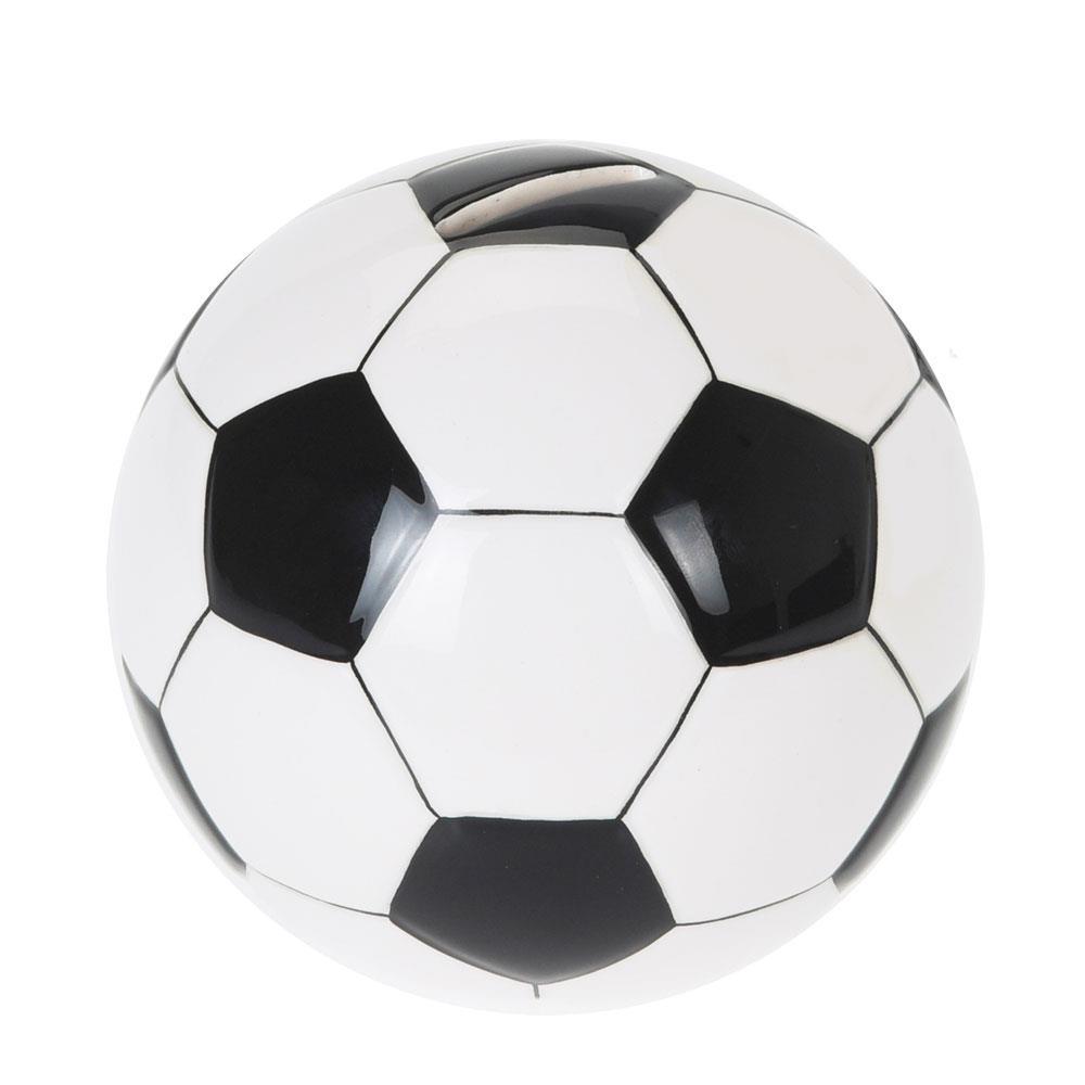 Skarbonka w kształcie piłki nożnej