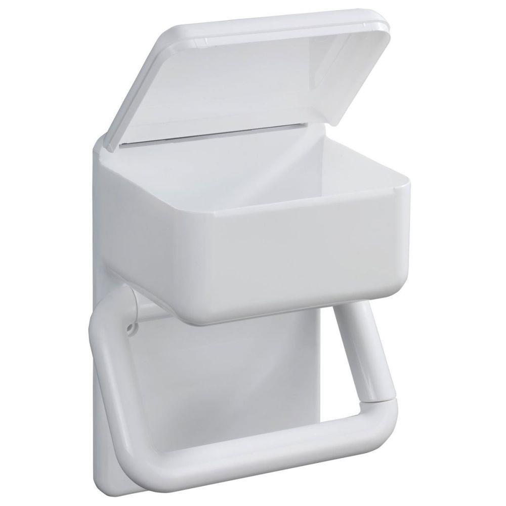 Uchwyt na papier toaletowy 2w1 Wenko