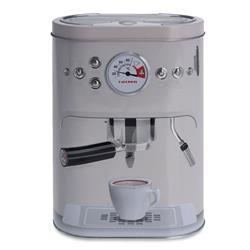 Puszka ekspres do kawy beżowa 19 cm