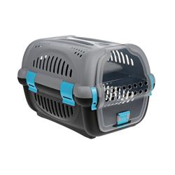 Transporter dla zwierząt - niebieski
