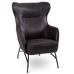 Fotel Hada Black