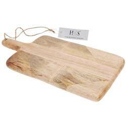 Drewniana deska do krojenia duża 39x26cm