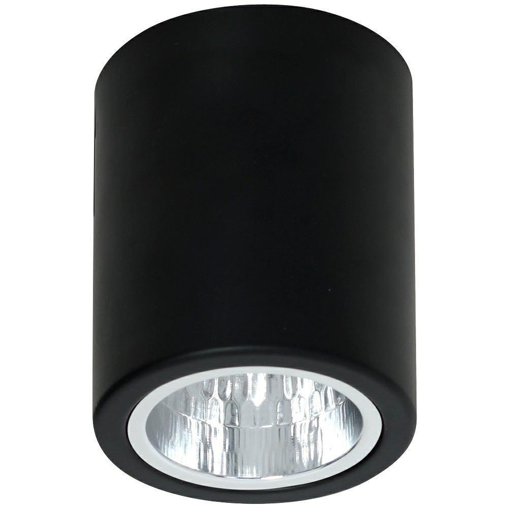 Plafon natynkowy Downlight 11,2cm czarny