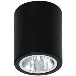 Plafon natynkowy Downlight 12,5cm czarny