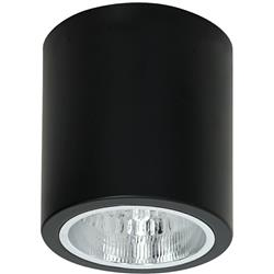 Plafon natynkowy Downlight 15,5cm czarny