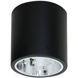 Plafon natynkowy Downlight 17,5cm czarna
