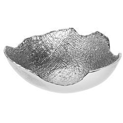 Designerka srebrna patera wzór 2