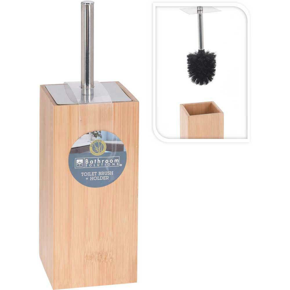 Szczotka toaletowa bambusowa
