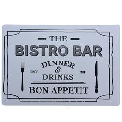 Ozdobna podkładka kuchenna Bistro Bar
