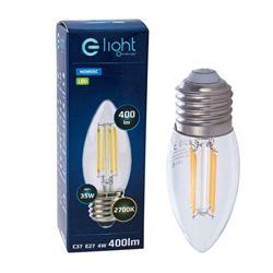 Żarówka filamentowa LED 4W E27